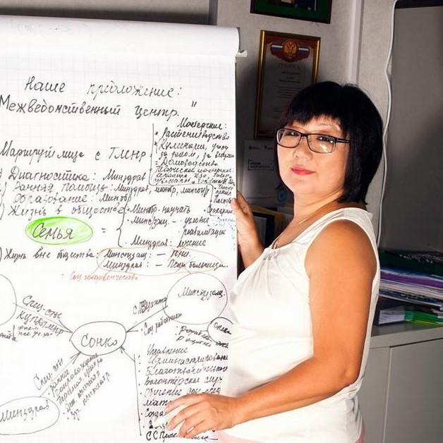 Наталья Владимировна Евтеева