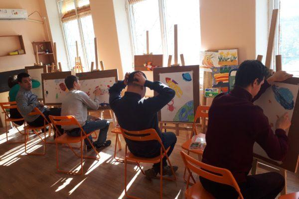 «Я-художник! Я-творец!» (развитие творческих способностей лиц с РАС и ТМНР)
