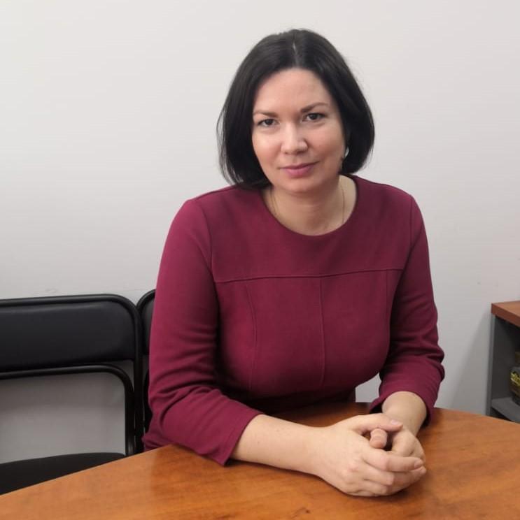 Марина Васильевна Закирова