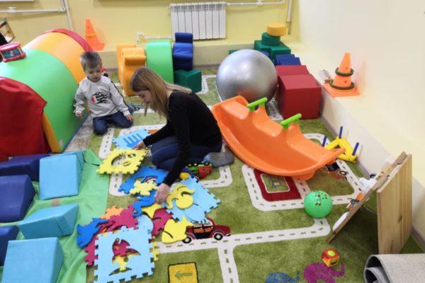 «Ранний старт» (работа с детьми повышенного риска формирования РАС и ТМНР)